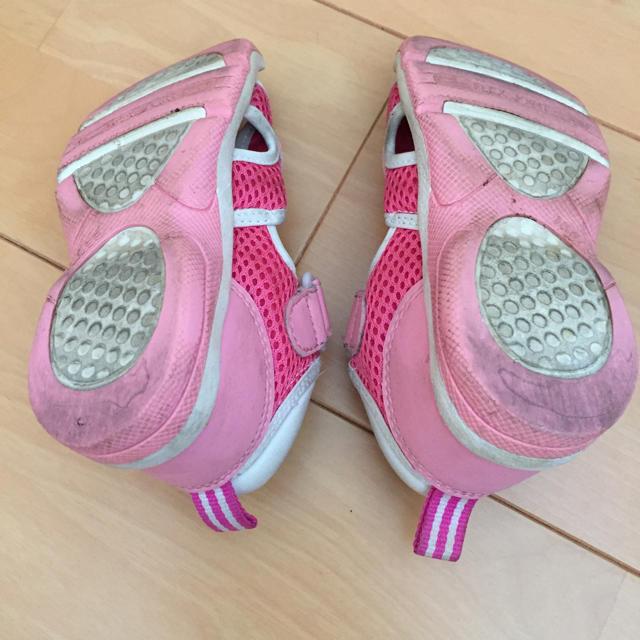 mikihouse(ミキハウス)のミキハウス15.5 キッズ/ベビー/マタニティのキッズ靴/シューズ (15cm~)(サンダル)の商品写真