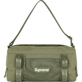 シュプリーム(Supreme)の新品!送料込! supreme Mini Duffle Bag Olive(ドラムバッグ)