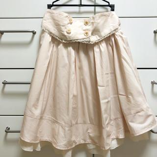 アマベル(Amavel)のarrow コルセット風スカート(ひざ丈スカート)