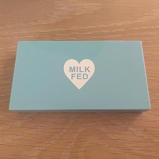ミルクフェド(MILKFED.)の【新品未使用】MILKFED メイクパレット(コフレ/メイクアップセット)