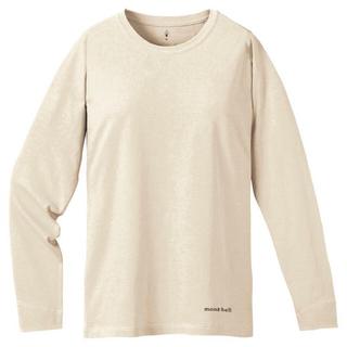 モンベル(mont bell)のmont-bell コットン100% ロングスリーブTシャツ2点セット(Tシャツ(長袖/七分))