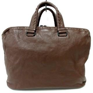 ボッテガヴェネタ(Bottega Veneta)のボッテガヴェネタ ビジネスバッグ レザー(ビジネスバッグ)