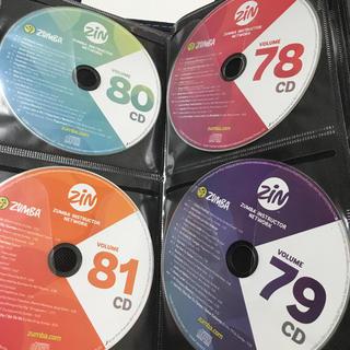 ズンバ(Zumba)のまとめて!!ZUMBA CD(クラブ/ダンス)