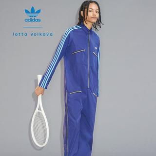 アディダス(adidas)のadidas lotta volkova ツナギ(オールインワン)