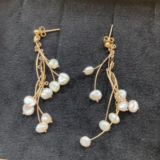 イデー(IDEE)のasumi bijoux popolace pierce ピアス(ピアス)