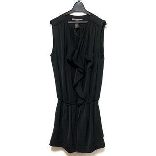ダブルスタンダードクロージング(DOUBLE STANDARD CLOTHING)のダブルスタンダードクロージング美品  黒(オールインワン)