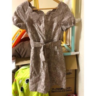 ジルスチュアート(JILLSTUART)のジルスチュアート ドレス ワンピース(ミディアムドレス)