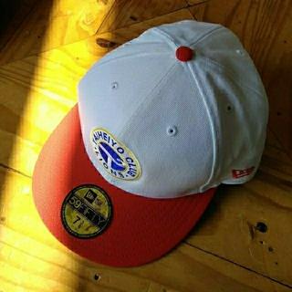 ニューエラー(NEW ERA)の珍品! 西武ライオンズ前身太平洋クラブ newera CAP(記念品/関連グッズ)