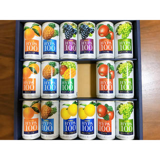 キリン(キリン)のキリン HYPA 100 缶ジュース 17本(ソフトドリンク)
