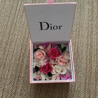 ディオール(Dior)のDIOR プリザーブドフラワー(プリザーブドフラワー)