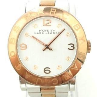 マークバイマークジェイコブス(MARC BY MARC JACOBS)のマークジェイコブス 腕時計 MBM3194(腕時計)