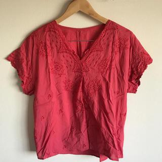 レプシィム(LEPSIM)のレースシャツ(シャツ)