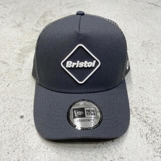 エフシーアールビー(F.C.R.B.)の美品 19aw FCRB x NEW ERA EMBLEM MESH CAP(キャップ)