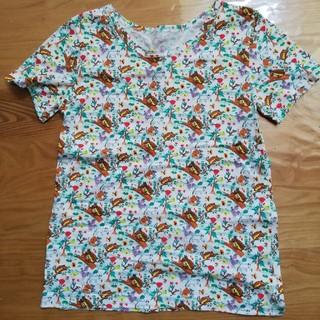 フェリシモ(FELISSIMO)の動物柄Tシャツ(Tシャツ(半袖/袖なし))