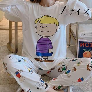 長袖パジャマ シュローダー Lサイズ(パジャマ)