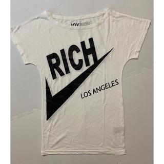 ジョイリッチ(JOYRICH)のジョイリッチ半袖(Tシャツ(半袖/袖なし))