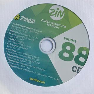 ズンバ(Zumba)の最新ZUMBA CD(ダンス/バレエ)