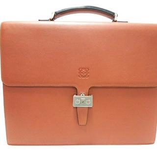 ロエベ(LOEWE)のロエベ ビジネスバッグ美品  - 311.30.C92(ビジネスバッグ)