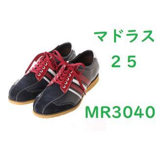 マドラス(madras)の25 新品 送料無 定価16,500 即納 マドラス#レザースニーカー(スニーカー)