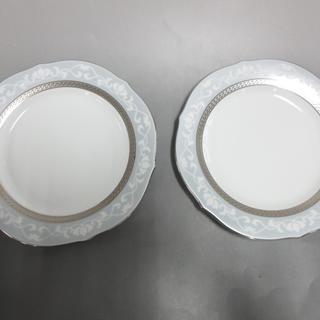 ノリタケ(Noritake)のノリタケ プレート新品同様  プレート×2(食器)