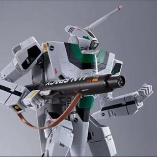 新品未開封品 DX超合金 劇場版 VF-1A バルキリー(柿崎速雄機)(模型/プラモデル)