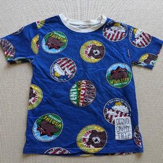Tシャツ コットン 130 キッズ  男の子(Tシャツ/カットソー)
