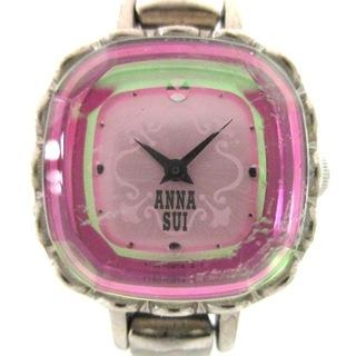 アナスイ(ANNA SUI)のアナスイ 腕時計 Y150-QBD0 レディース(腕時計)