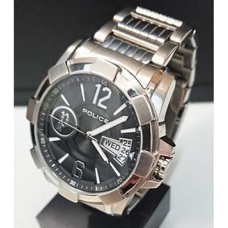 ポリス(POLICE)の6606  POLICE メンズ クォーツ 時計 12221J  (腕時計(アナログ))