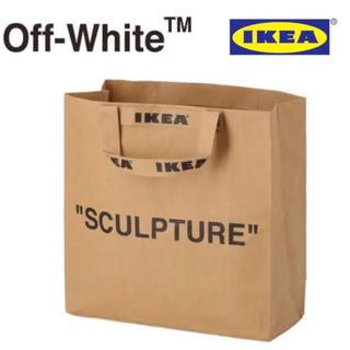 オフホワイト(OFF-WHITE)の【新品】MARKERAD マルケラッド トートバッグ Mサイズ(トートバッグ)