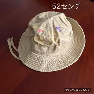 アンパサンド(ampersand)の⭐️未使用品 アンパサンド 帽子 紐あり 52センチ(帽子)