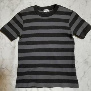 ジムフレックス(GYMPHLEX)の【Gymphlex®】ボーダー Tシャツ(Tシャツ(半袖/袖なし))