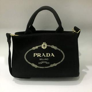 プラダ(PRADA)の送料込 2WAYバッグ ネロブラックPRADA(ショルダーバッグ)
