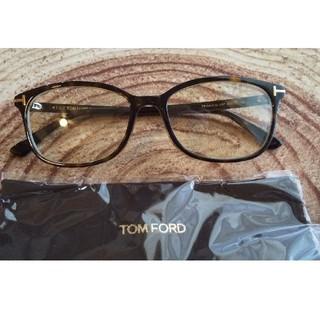 トムフォード(TOM FORD)の新品  TOM  FORD  眼鏡  クリア  トムフォード(サングラス/メガネ)