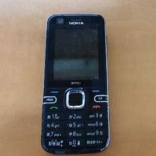 エヌティティドコモ(NTTdocomo)のNOKIA NM706i 携帯電話(携帯電話本体)