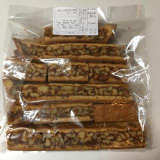 クルミっ子 切り落とし 数量限定(菓子/デザート)