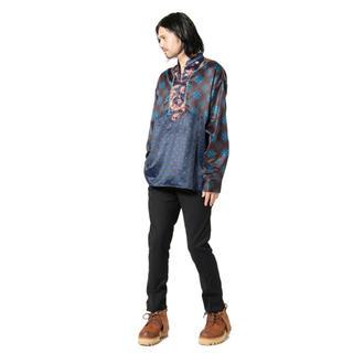 グラム(glamb)のglamb グラム 新品未使用完売品  ジョーンズシャツ ブラックsize 2(シャツ)