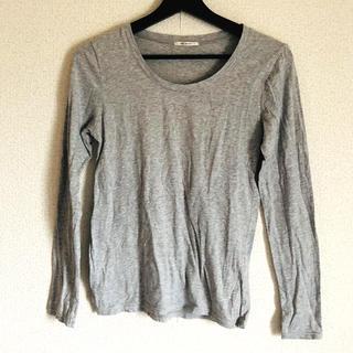 レイビームス(Ray BEAMS)のRAY BEAMS ♡グレー ロンT(Tシャツ(長袖/七分))