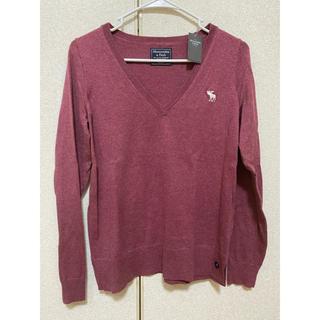 アバクロンビーアンドフィッチ(Abercrombie&Fitch)のアバクロ 薄手セーター(ニット/セーター)