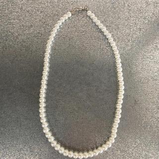 キャピタル(KAPITAL)のメンズ パールネックレス Perl  necklace(ネックレス)