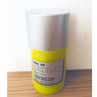 ロクシタン(L'OCCITANE)のロクシタン セドラ フレッシュスティックコロン 75ml(制汗/デオドラント剤)