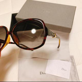 ディオール(Dior)の【美品】Dior サングラス(サングラス/メガネ)