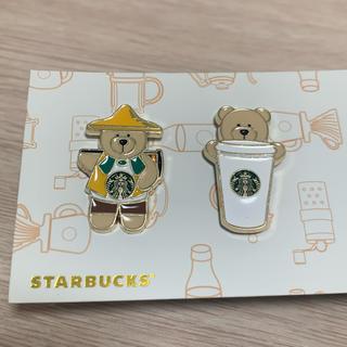 スターバックスコーヒー(Starbucks Coffee)の台湾 STARBUCKS ピンバッジ(その他)