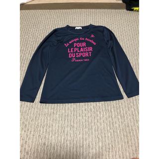 ルコックスポルティフ(le coq sportif)の長袖Tシャツ(ルコック)(Tシャツ(長袖/七分))