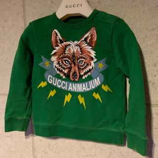 グッチ(Gucci)のGUCCI グッチ チルドレン キッズ スウェット トレーナー 24m (ジャケット/上着)