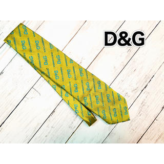 ドルチェアンドガッバーナ(DOLCE&GABBANA)の#135 D&G ドルチェアンドガッパーナ ネクタイ(ネクタイ)