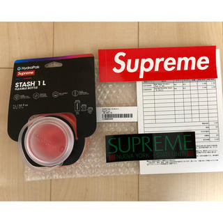 シュプリーム(Supreme)のSupreme®/HydraPak Stash™ 1.0L Bottle(水筒)