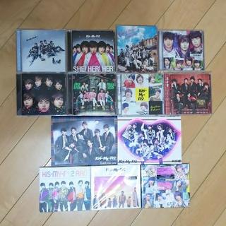 キスマイフットツー(Kis-My-Ft2)のKis-My-Ft2 CD&DVD 21点セット(ポップス/ロック(邦楽))