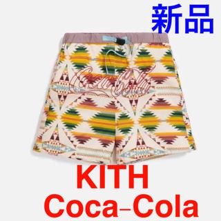 キスコカコーラKITH COCA-COLA PENDLETONSWIMSHORT(ショートパンツ)