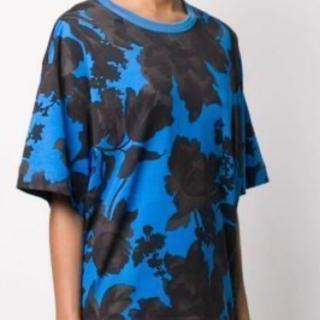 ドリスヴァンノッテン(DRIES VAN NOTEN)のDRIES VAN NOTEN ドリスヴァンノッテン 20SS  花柄 Tシャツ(Tシャツ(半袖/袖なし))