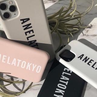 アップタウンホリック(UPTOWNHOLIC)のANELA TOKYO 新品 iPhone pro ケース(iPhoneケース)
